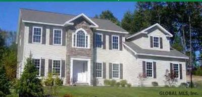 Moreau Single Family Home New: 14 Macory Way