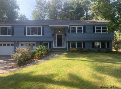 Clifton Park Single Family Home New: 2 Balbina La