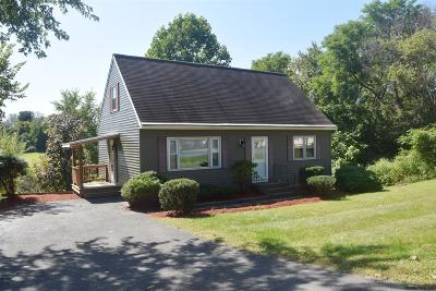 Colonie Single Family Home New: 418 Watervliet Shaker Rd