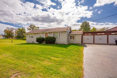 Northampton Tov, Mayfield, Mayfield Tov Single Family Home New: 3614 State Highway 30