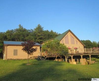 Rensselaer Single Family Home For Sale: 260 Arnold Rd