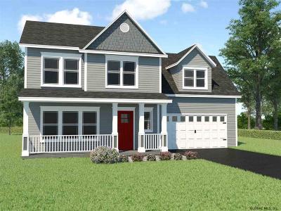 East Greenbush Single Family Home New: 50 Wyatts Circle