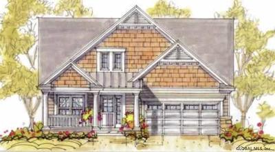 Saratoga County Single Family Home New: 55 Katharine Ct