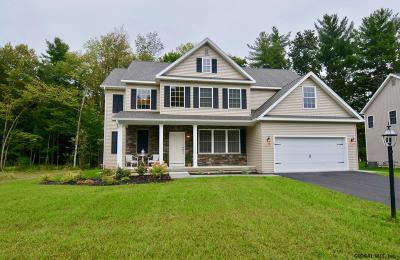 Clifton Park Single Family Home New: 59 Balsam Way