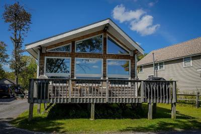 Saratoga County Single Family Home New: 112 Riley Cove Rd