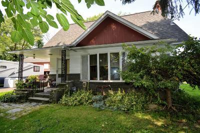 Albany Single Family Home New: 605 Delaware Av