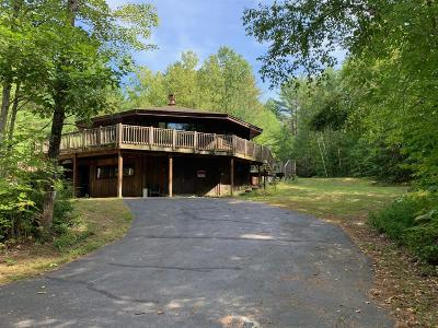 Lake George Tov NY Single Family Home New: $199,000
