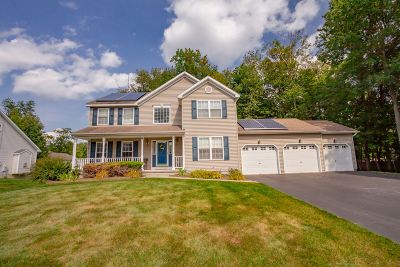 Colonie Single Family Home New: 8 Morocco La