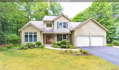 Clifton Park Single Family Home New: 11 Newport Dr