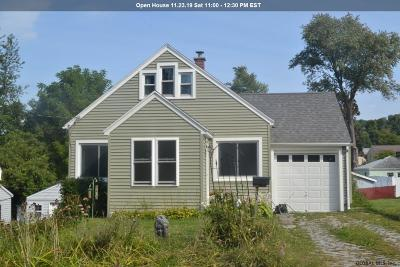 Rensselaer County Single Family Home New: 231 Madison Av