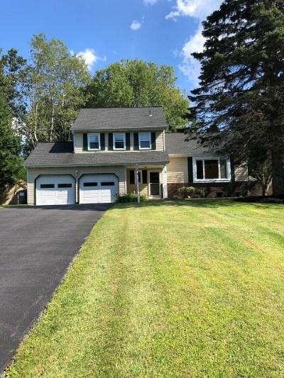 Clifton Park NY Single Family Home New: $279,900