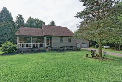 Rensselaer County Single Family Home New: 280 Bauer Rd