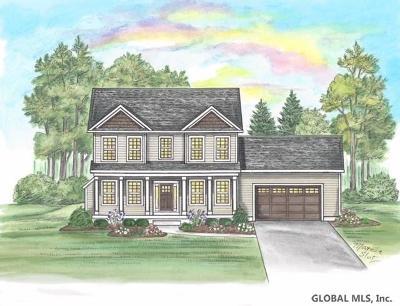 Saratoga County Single Family Home New: 86 Magnolia Ct