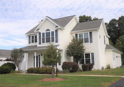 Saratoga County Single Family Home New: 30 Willis Way
