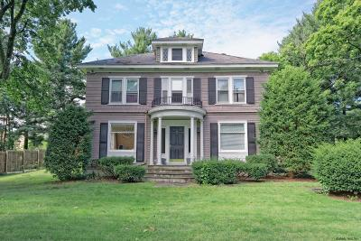 Albany County Single Family Home New: 94 Van Rensselaer Blvd