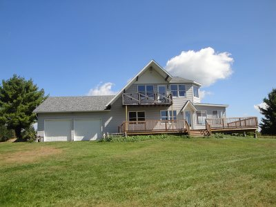 Rensselaer Single Family Home New: 462 County Route 360