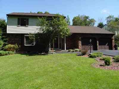 Single Family Home Sold: 6049 Veeder Rd