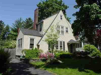 Single Family Home Sold: 82 Brookline Av