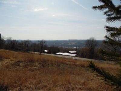 Burdett Residential Lots & Land For Sale: 3196 County Rd. 8 (Skyline Drive)