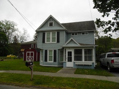 Single Family Home Under Contract: 121 Owego Street
