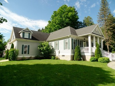 Montour Falls Single Family Home For Sale: 401 W South Street