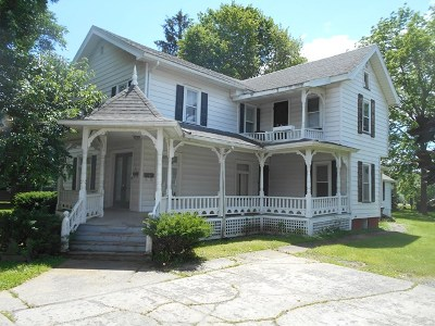 Dundee Multi Family Home For Sale: 35 Main Street