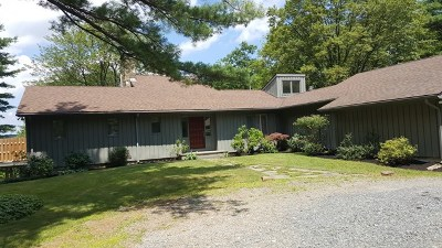 Single Family Home For Sale: 10497 North Rd