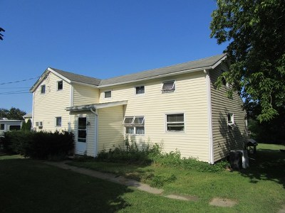 Montour Falls Multi Family Home For Sale: 1855 Price Road