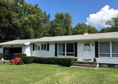Single Family Home For Sale: 517 Church Street