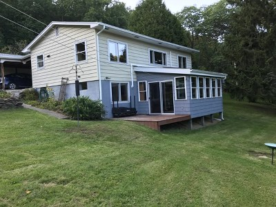 Single Family Home For Sale: 3984 Dug Rd
