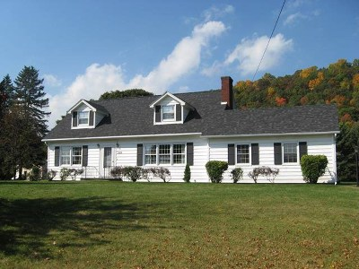 Bath Single Family Home For Sale: 7189 County Route 13