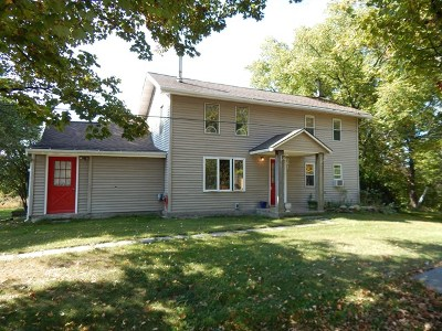 Burdett Single Family Home For Sale: 5341 Bassett Road