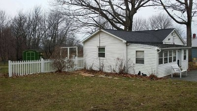 Single Family Home For Sale: 7430 State Route 414