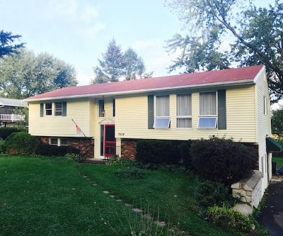 Bath Single Family Home For Sale: 7634 County Route 13