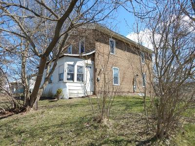 Dundee Single Family Home For Sale: 4216 State Route 226