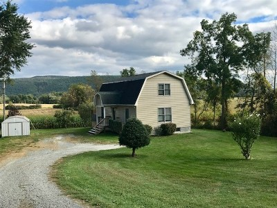 Bath Single Family Home For Sale: 7628 County Route 13