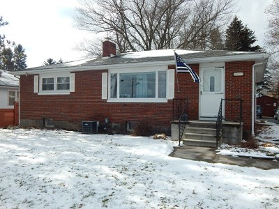 Odessa NY Single Family Home Under Contract: $124,900