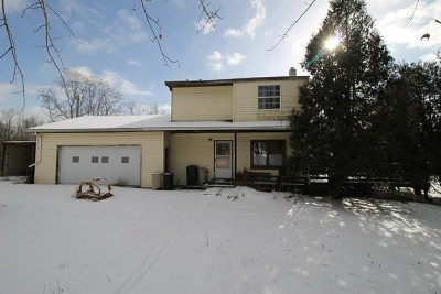 Watkins Glen NY Single Family Home Under Contract: $60,000