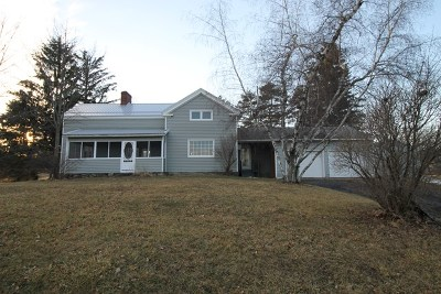 Watkins Glen NY Single Family Home Under Contract: $162,000