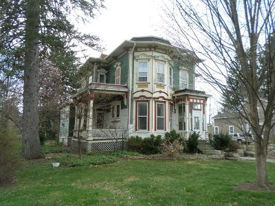 Dundee Single Family Home For Sale: 41 Seneca Street