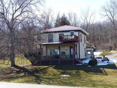 Dundee Single Family Home For Sale: 4826 State Route 14