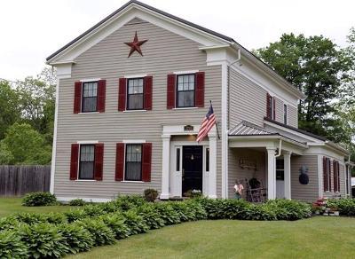 Burdett Single Family Home For Sale: 3795 Main Street