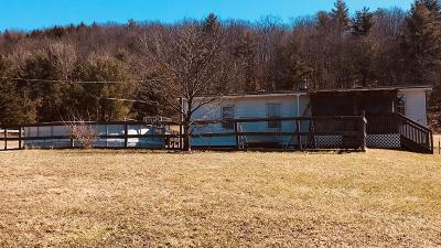 Single Family Home For Sale: 1692 State Route 13