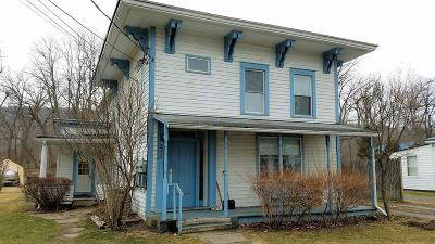 Montour Falls Multi Family Home For Sale: 235 Owego Street