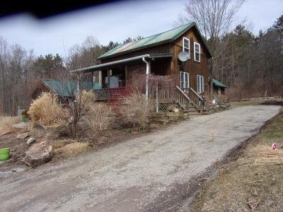 Residential  Under Contract: 4366 County Rd. 4 (Logan Rd.)