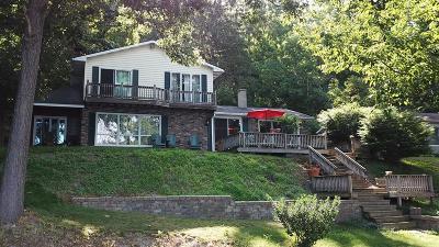 Burdett Single Family Home For Sale: 3883 Falls Road