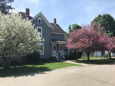 Single Family Home For Sale: 400 Merchant Avenue