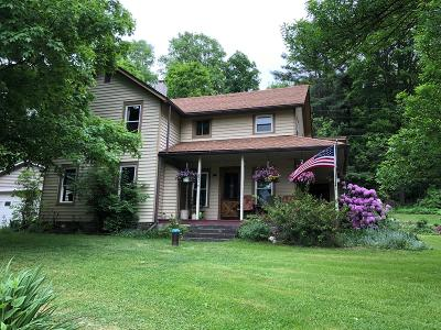 Single Family Home For Sale: 3356 State Route 228