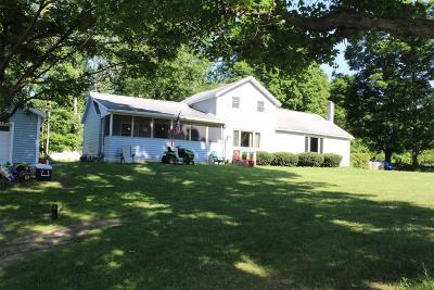 Watkins Glen Single Family Home For Sale: 2324 Townsend Road