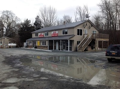 Watkins Glen NY Commercial For Sale: $299,900